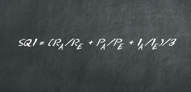 Evalueserve: Chalkboard Formula