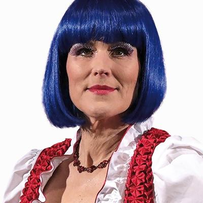 Christine Astor / Siscy Blu